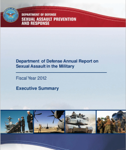 Pentagon Report on Sexual Assault in the Military in 2012   Document   NYTimes.com